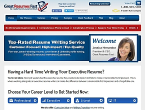 in depth review great resumes fast - Great Resumes Fast