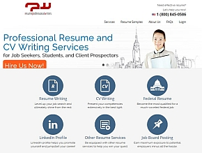 In Depth Review | Resume Professional Writers.com  Resume Com Review